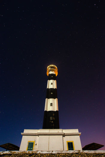 Faro Nightphotography Night View Far D'Artruxt EyeEm EyeEm Gallery Eyeemphotography EyeEmBestPics The Week on EyeEm Star Stars Lighthouse Lighthouse_lovers Lighthousephotography Lighthouse Tower Lighthouse Photography Astronomy Space