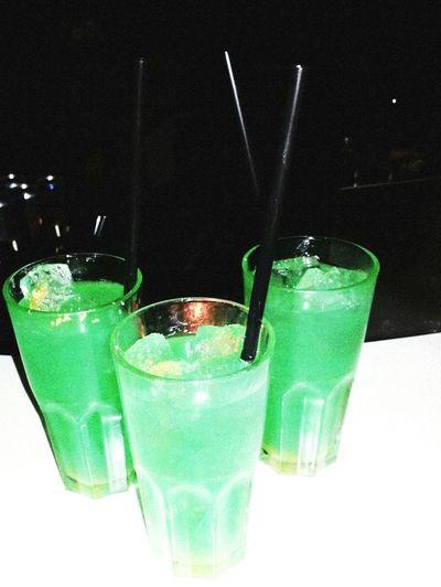 Saturday night, bitchezzz!! SpecialCocktail Night Weekend ♥