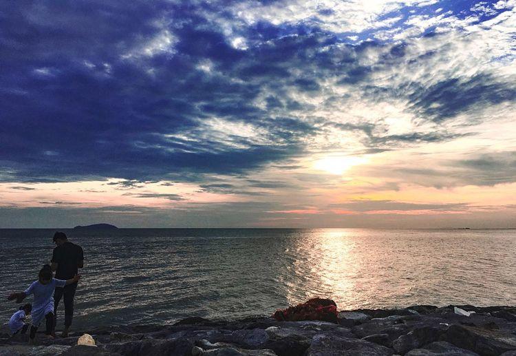 Chill Water Sea