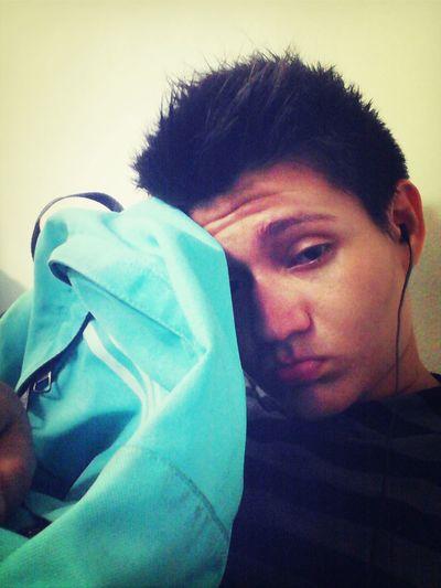 Me Blue Bag