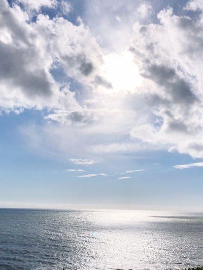 日本海 Umi Hokkaido Water Sea Horizon Over Water Horizon Scenics - Nature Beauty In Nature Waterfront Beach No People EyeEmNewHere