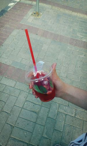 Relaxing Russia Drink Summer
