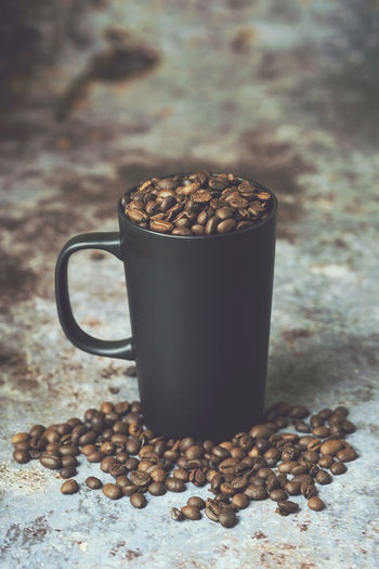 Food And Drink Coffee Cup Coffee - Drink Roasted Coffee Bean Freshness Drink Brown Coffee Bean Caffeine Mug Coffee Expresso  Expresso Time Expresso Coffe Aroma Aromatic Caffeine Caffeine Addict Breakfast Breakfast Time Taste Coffee Shop Gastronomy Toast Energy Seed Decaffeinated Grains Preparation  Ingredient Background Closeup Texture Natural Espresso Morning Food Still Life Coffee Cup Refreshment No People Close-up Focus On Foreground Indoors
