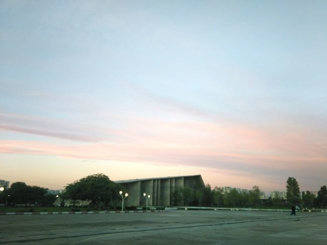 Usthb Architecture Sky Cloud - Sky Algiers Algeria. Taking Photos Getting Inspired University
