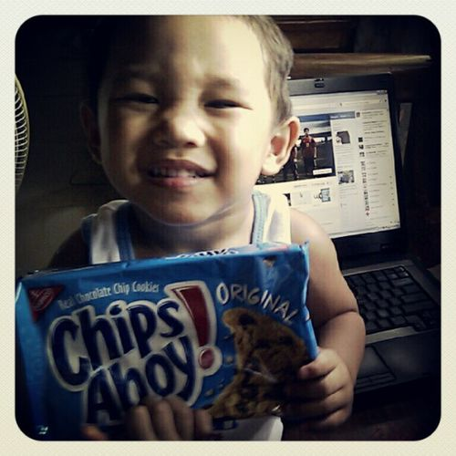 Panghimagas Chipsahoy Cookie Cookies Chocochip