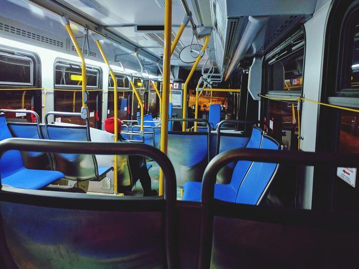 0012017 Bus Ride First Eyeem Photo Halifax Atlantic Canada Winterriding