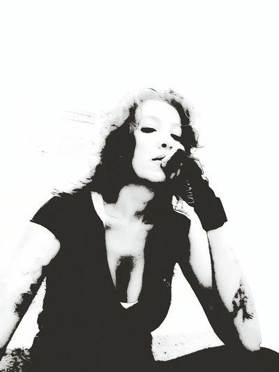 Blackandwhite Black & White Thats Me  Portrait Portrait Of A Woman Helo Hello Workout Afterworkout