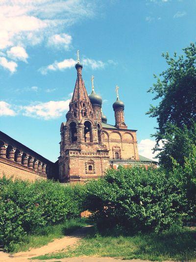 Hello World Historical Sights Beautiful Architecture
