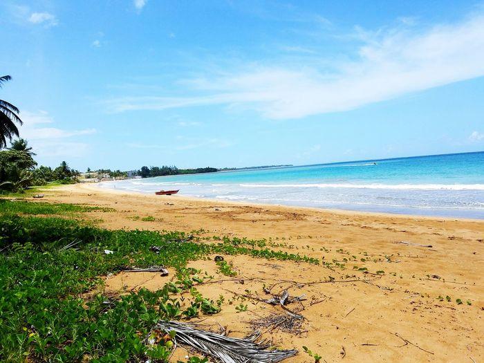 Beach Life Swimming EyeEm Team Enjoying The Sun Sea Puerto Rico EyeEm Samsung Galaxy S7 Eyeem Puerto Rico Photography By Me Eyeem Photography My Island PUERTO RICO Ocean Shores