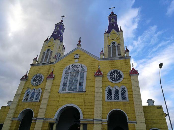 Catedral de Castro, Chiloé