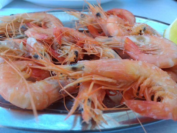 Seafood Food And Drink Food Crustacean Healthy Eating Prawn No People Freshness Close-up Indoors  Ready-to-eat Day Shrimps Delicious Relaxing Moments Enjoying A Meal Salty Tasty Delicatessen Food And Drink Apetizer Sea Food Brunch Hungry Meal Time Visual Feast Food Stories
