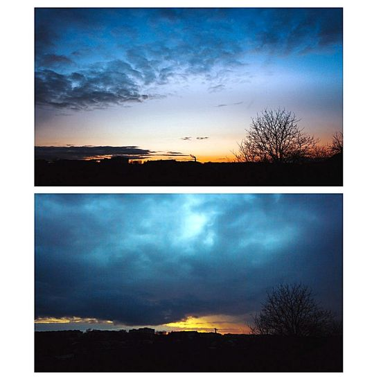 EVENING VIBES EyeEmNewHere Feelings Landscape Sky Philosophy Soul 哲学 天空 风景 乌克兰 冬天 感觉 Sunset 日落