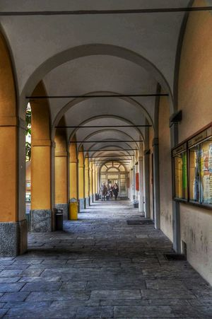 Streetphotography Colors Taking Photos Showcase : February Streetphotography TOWNSCAPE Pavia Italy Università