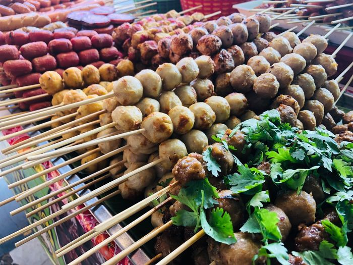 Street Food Worldwide Freshness Food Food And Drink No People Large Group Of Objects Day Abundance