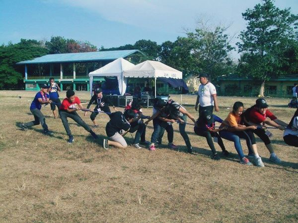 Throwback! Arriba Supercamp! We all had that spirit to win. But beyond that, it was the bond we had with each other that made this camp unforgettable. Outdoors Playing Live For The Story Memories Togetherness Tug Of War Enthusiasm Live For The Story