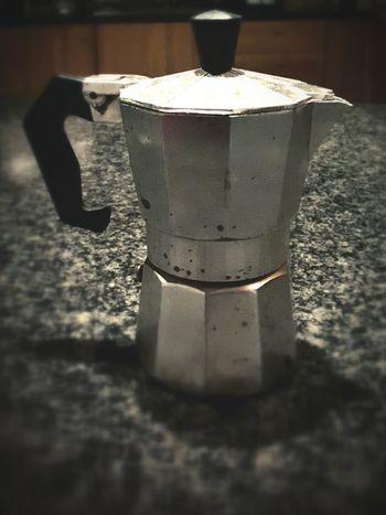 Photographic Memory Moka Express Italian Coffee