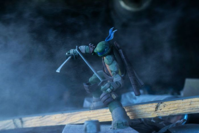 Teenage Mutant Ninja Turtles  Action Figures Tmnt EyeEm Best Pics Outdoor Photography Actiontoyart Action Figure Photography Eyeem Best Toy Shot Toy Photography Toyphotography EyeEm Best Shots Ata_dreadnoughts Outdoor Toy Photography Revoltech Leonardo