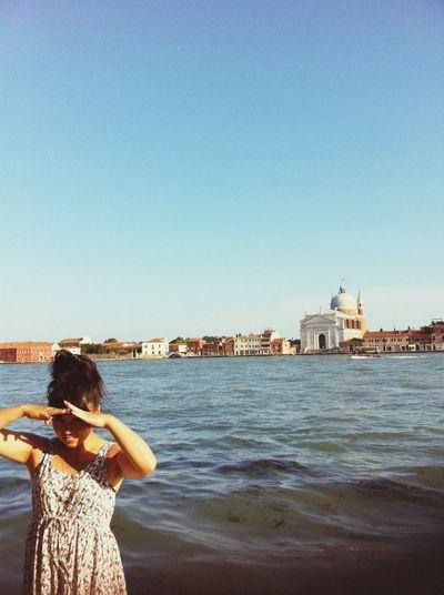 Italia Italy Venice Venezia Venice, Italy Sea Seaside Sea And Sky Transit Pizza