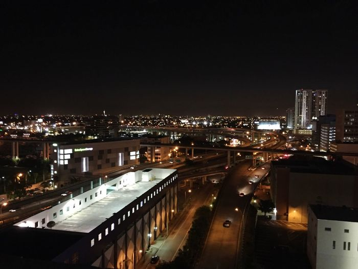 Nightphotography Nightlife Illuminated Night Architecture Built Structure Transportation Building Exterior City Cityscape Bridge - Man Made Structure Sky Outdoors No People