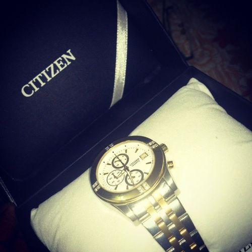 Count keeps on increasing..new one to the collection.Citizen New Watchlovers Citizenindia purewhite