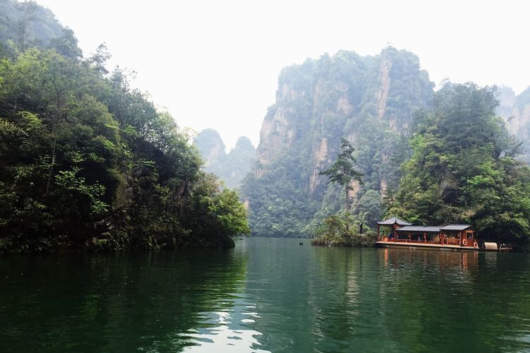 Lake China