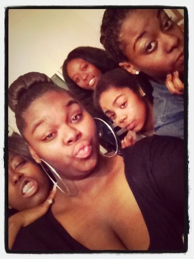 My Lil Get Together We Had A Ball !