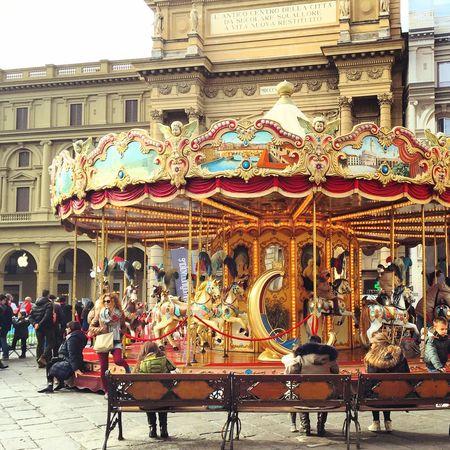 Giostra Bimbi Happiness ♡ Firenze