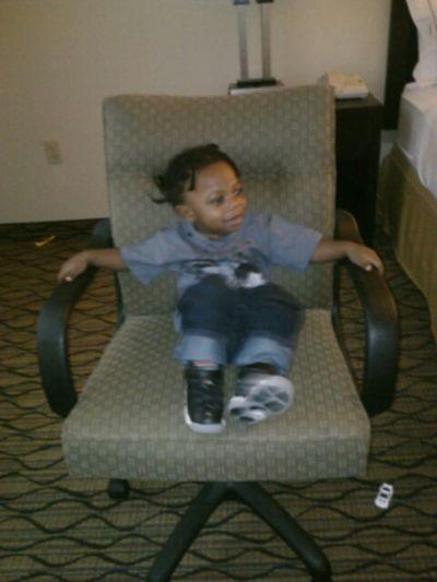 My nephew!!