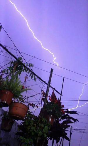 Lightning Rayo Relampago Storm