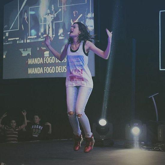 Manda fogo Deus🎶 Aviva Revival Yada Worship Dance God Jesus Praise