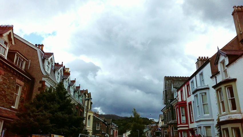 Architecture Cloud - Sky History Travel Destinations Built Structure Building Exterior Low Angle View Travel City Outdoors Day Sky No People Politics And Government Houses Street Sky And Clouds Clouds And Sky Lake District Keswick Lakedistrict England🇬🇧 England 🇬🇧 England Countryside England 🌹