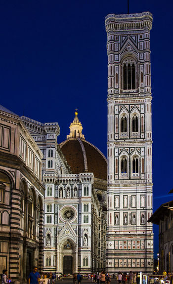 Duomo Florence Place Of Worship Architecture Travel Destinations Tower Building Exterior Religion Clear Sky Outdoors Sky Travel Photography Cityscape People City Illuminated Night Travel In Italy Architecture Dusk Tourism Historical Building Florence, Italy Florence By Night Firenze By Night Blue Neighborhood Map Place Of Heart Your Ticket To Europe Been There. Connected By Travel Done That. An Eye For Travel