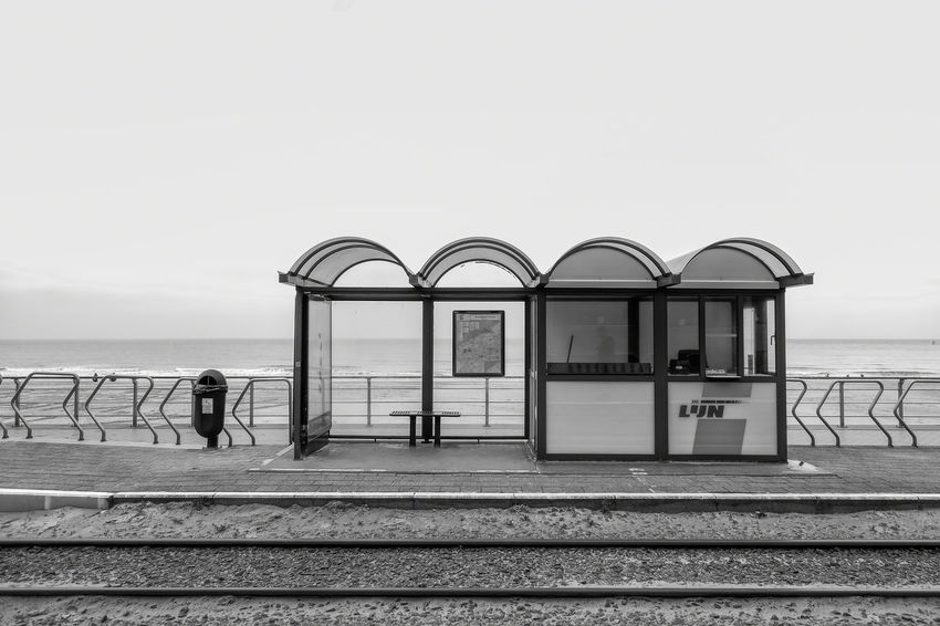 It was such a quiet weekend in Ostende, Belgium. I was waiting for a tram that will take us closer to the main station. Then this view soaked into my mind. Unforgettable. Belgium Cloud Cloudy Cloudy Day Railroad Track Tram Travel Travelling Beauty In Nature Black And White Blackandwhite Blackandwhite Photography Clouds And Sky Day Europe Horizon Over Water Ostend Outdoors Sky Tramway Travel Destinations Water