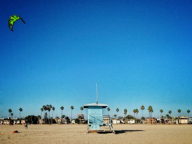 It's Kite Flying day! Belmont Shore Being A Beach Bum Happy Friday! Lifeguard Station Palmtrees Life Is A Beach Sunny Day BREEZY Long Beach California
