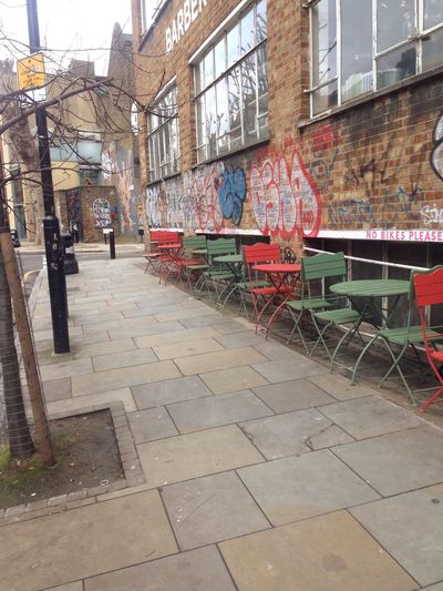 Chairs Chairs Everything In Its Place London Shoreditch