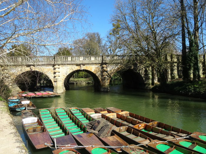 Boating In Oxford Arch Arch Bridge Architecture Boating Outdoors River Tourism Water