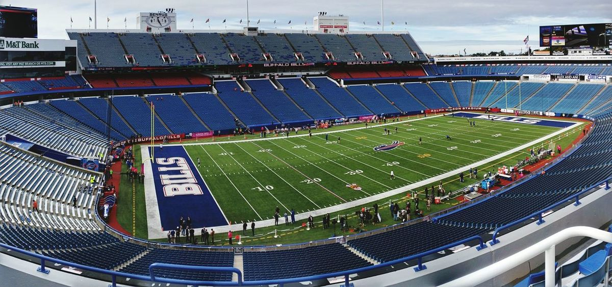 Buffalo Bills Football