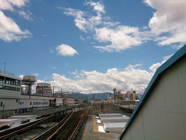 広島晴れてる Hayfee Taking Photos Sky Photography