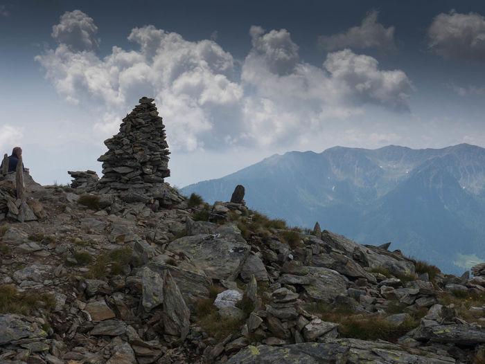 Ahrntal Alps