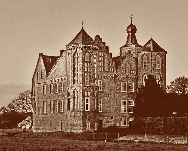 Castle Croy Nik Color Efex Old Photo Effects