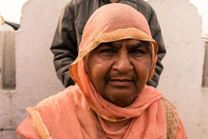 ANANDPURSAHIB Anandpur Sahib Everyday Lives India Punjab Travel Travel Photography Woman Day People Portrait Real People Street Photography Woman Portrait Women Around The World