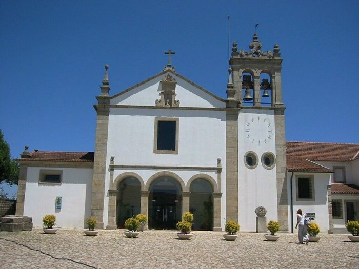 very old convent in forte sao Francisco. chaves