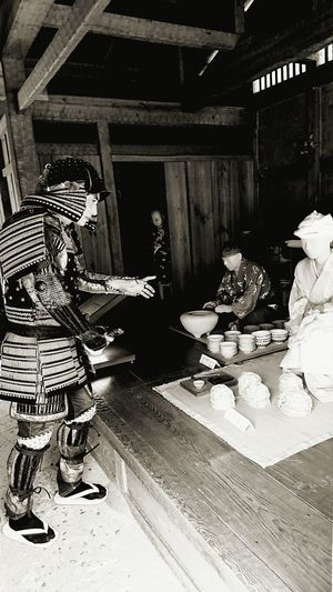 Samurai Japanese  Japanese Culture Japanese Soldiers Japanese Traditional Japanese History Architecture Built Structure