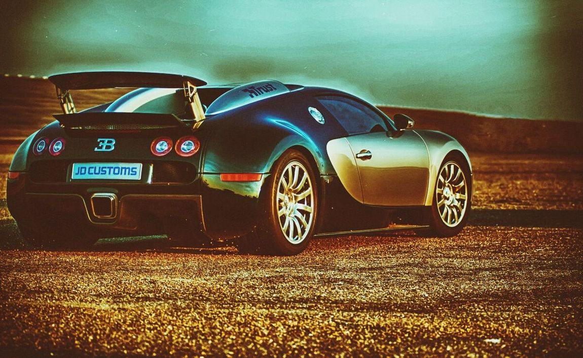 JD CUSTOMS Bugatti Holland Brouwersdam