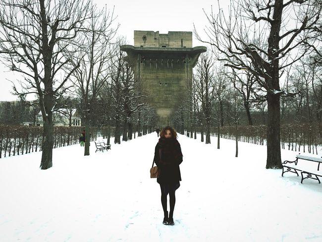 Winter Wintertime Winter Wonderland Snow Deepfreeze Girl Cold Cold Days Open Edit Vanishing Point