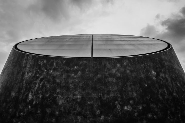 Architecture Blackandwhite Building Exterior Built Structure Close-up Day Low Angle View Monument Nature No People Outdoors Peter Harrison Planetarium Sky Tree