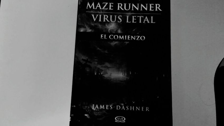The Maze Runner Virus Letal Jamesdashner