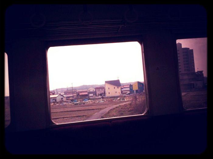 帰り路 Window From My Window Train