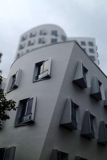 House Architecture Gehri Düsseldorf Medienhafen The Architect - 2015 EyeEm Awards