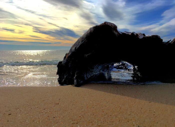 Sky Sea Beach